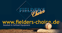 Fielders Choice - Softball Equipment